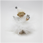Anjo Mini Com Diamante  (B)