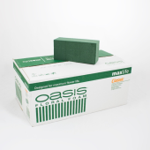 Esponja floral - Oasis Ideal - Cx 20