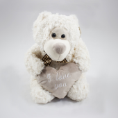 Urso de Peluche (I LOVE YOU)